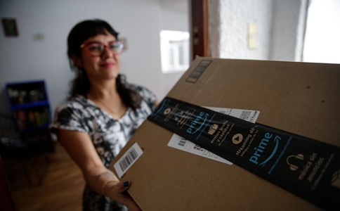 Feature: E-commerce takes off in Mexico amid epidemic